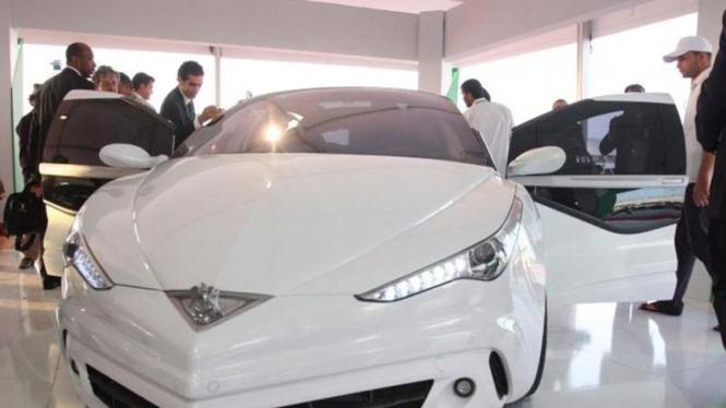 Mobil koleksi Muammar Khadafi