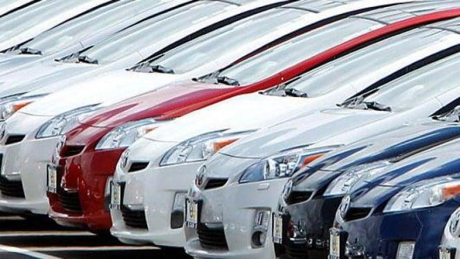 Gudang mobil Toyota