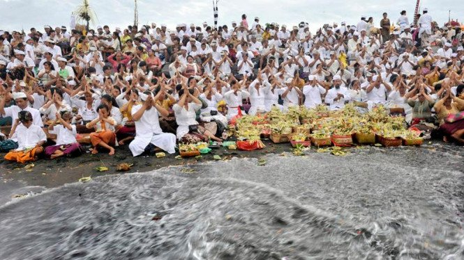 Umat Hindu bersiap rayakan Nyepi