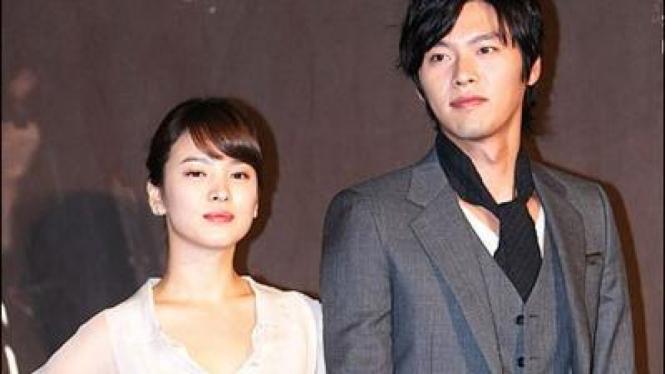 Hyun Bin & Song Hye Kyo