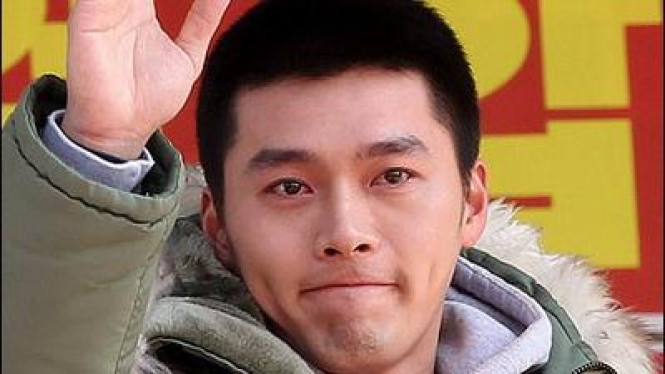 Hyun Bin Ikut Wajib Militer