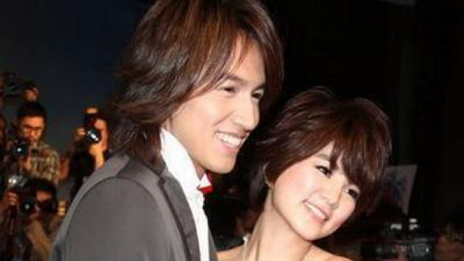 Jerry Yan & Ella Chen