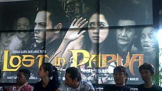 Film Lost In Papua