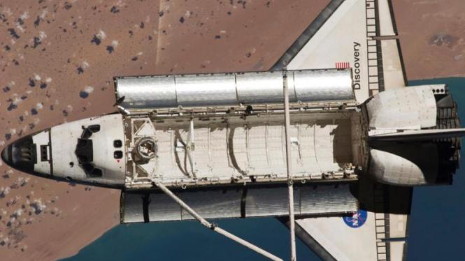 Pesawat luar angkasa Discovery