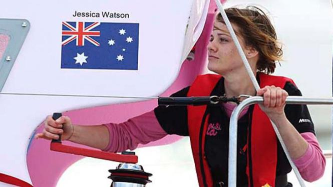 Jessica Watson, pelaut muda dari Australia