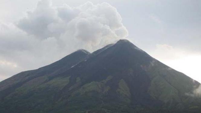 Gunung Karangetang, Sulawesi Utara