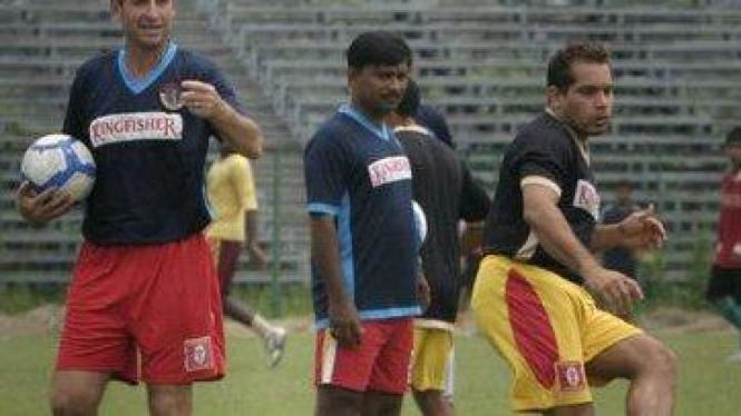 East Bengal, Morgan Trevor James