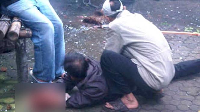 Tangan Kasat Reskrim Polres Jakarta Timur Putus Akibat Bom di Utan Kayu