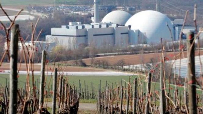 Pembangkit Listrik Tenaga Nuklir di Jerman