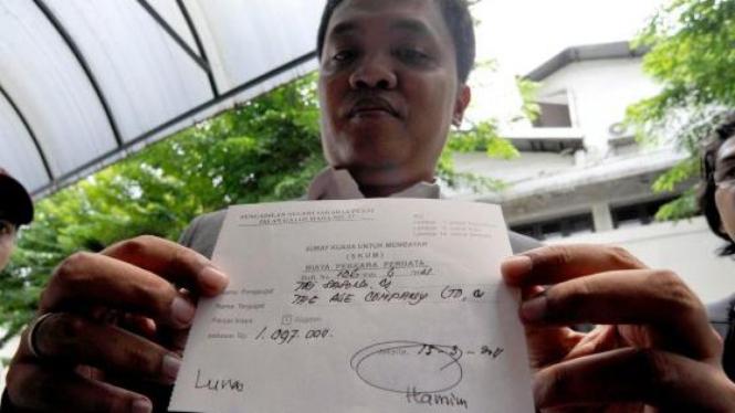 Politikus Gerindra, Habiburokhman.