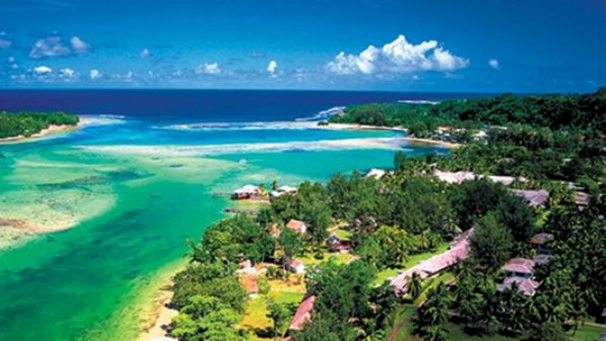 Vanuatu di Kepulauan Pasifik Selatan.