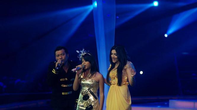 Kilau Emas 18 ANTV: Anang, Aurel dan Ashanti
