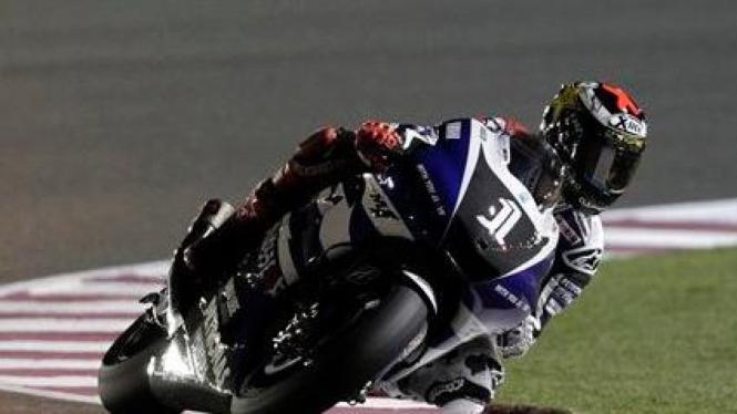 Jorge Lorenzo di MotoGP Qatar
