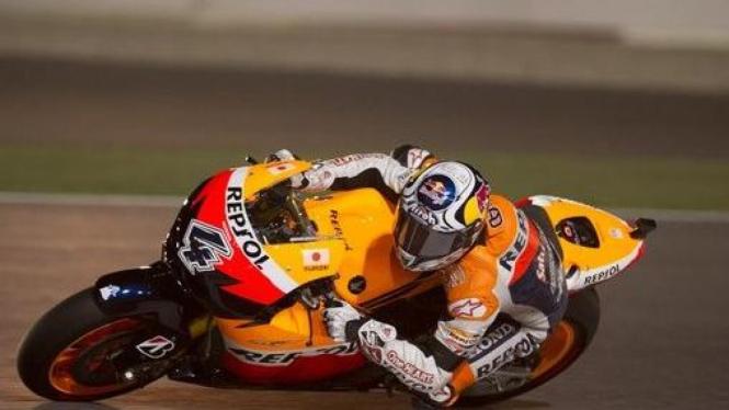 Andrea Dovizioso di MotoGP Qatar