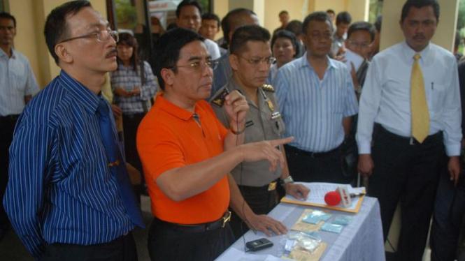 Kasus Narkoba Putri Ari Sigit Soeharto