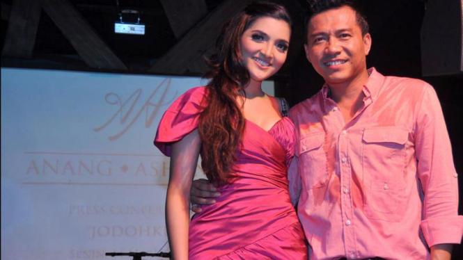 Anang dan Ashanty