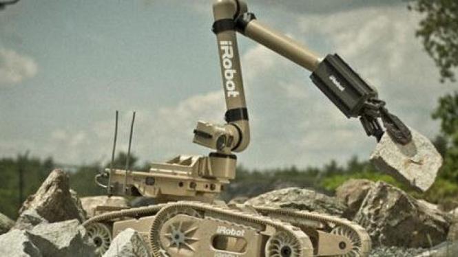 Robot Warrior AS