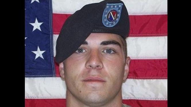 Jeremy Morlock, tentara AS pelaku pembunuhan tiga warga sipil Afghanistan.