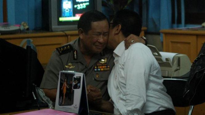Susno Duadji Divonis 3 Tahun 5 Bulan Penjara