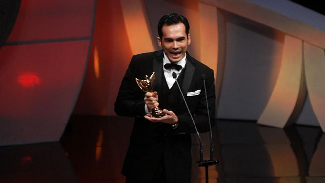 Atalarik Syach: Panasonic Gobel Awards