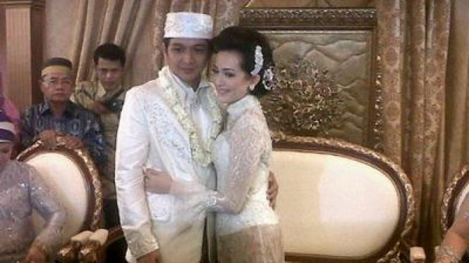 Pasha & Adelia Setelah Resmi Jadi Suami-Istri