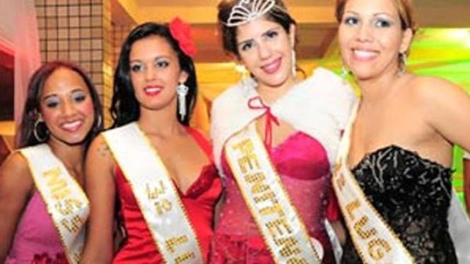 Kontes Putri Kecantikan di Penjara