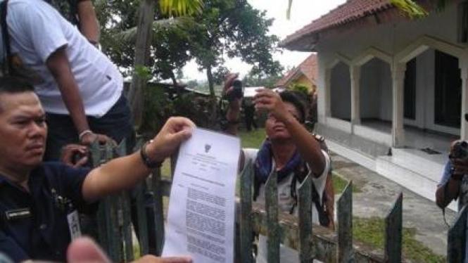 Masjid Ahmadiyah di Bogor disegel (Ayatullah Humaeni | Bogor)