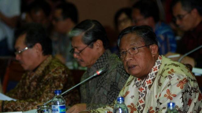 Gubernur Bank Indonesia, Darmin Nasution