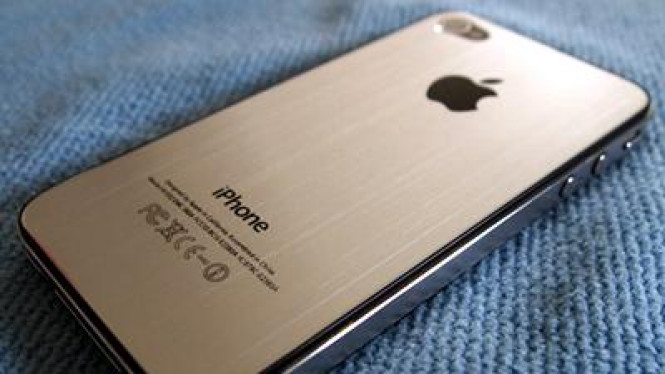 Foto rumor Apple iPhone 5