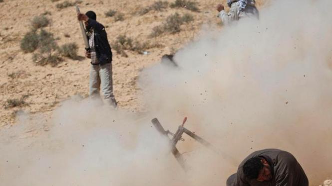 Perang saudara di Libya