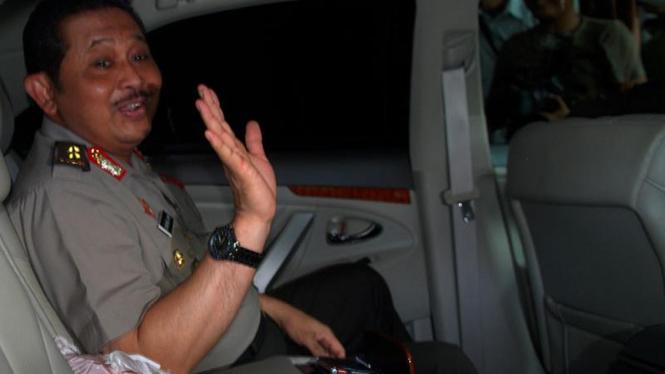 Kadiv Humas Polri, Irjen Pol Anton Bachrul Alam