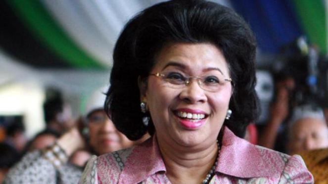 mantan Menteri Pemberdayaan Perempuan dan Perlindungan Anak, Linda Gumelar.