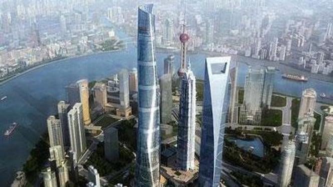 Kota Shanghai