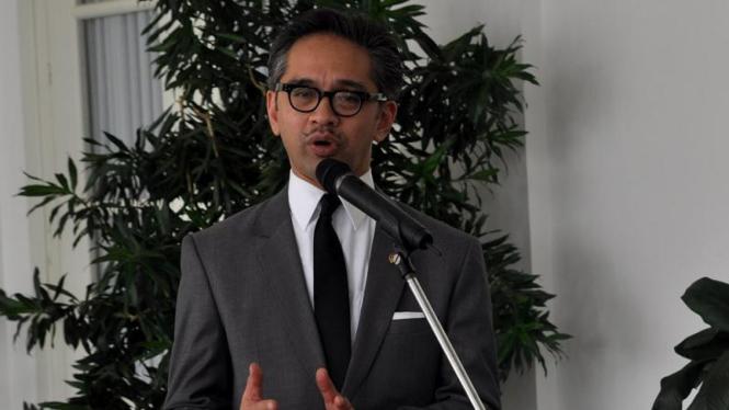Menlu RI Marty M. Natalegawa