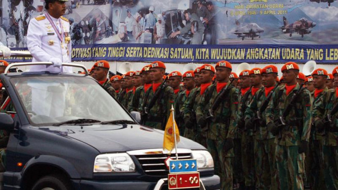 Panglima TNI Laksamana Agus Suhartono