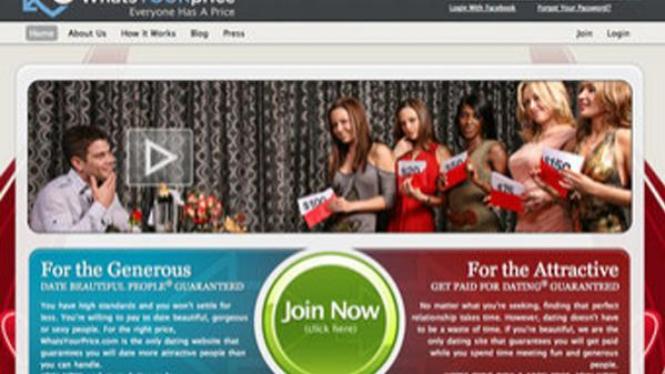 wajah situs whatsyourprice.com
