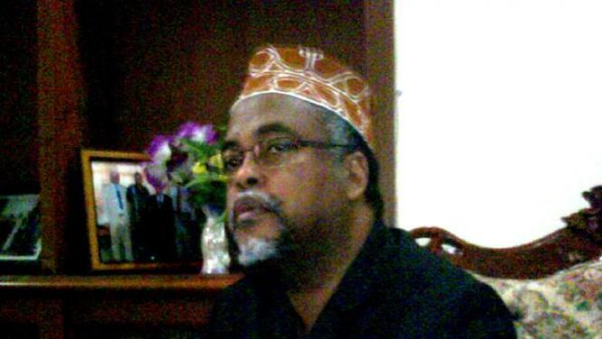 Duta Besar Somalia untuk Indonesia, Mohamud Olow Borow.