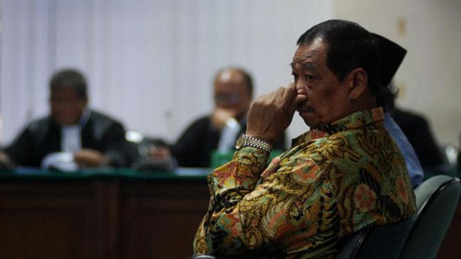 Daniel Tanjung, Politisi PPP