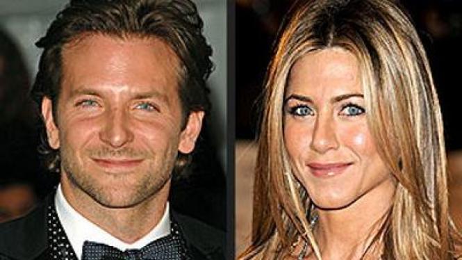 Jennifer Aniston & Bradley Cooper