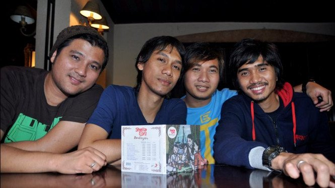 Personel band Sheila On 7