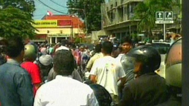 Ledakan Bom Cirebon