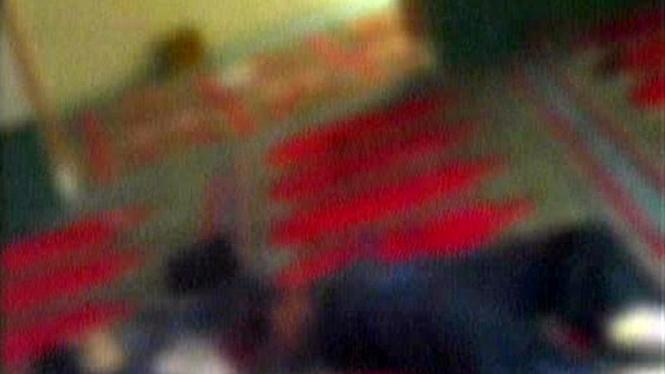 Foto korban tewas yang diduga pelaku bom di Cirebon