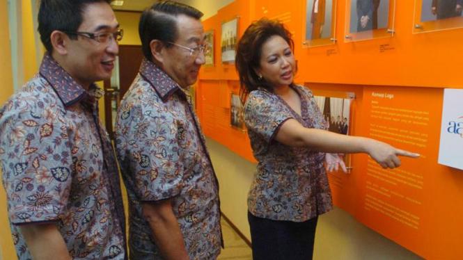 Petinggi Asosiasi Asuransi Jiwa Indonesia (AAJI)