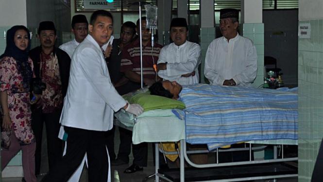 Kompol Suhadi, Korban Bom Mapolresta Cirebon