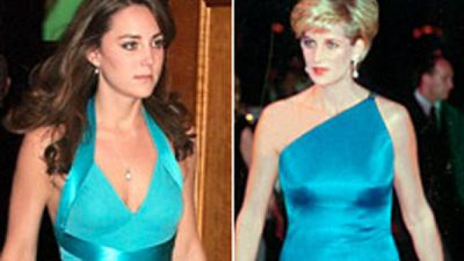 Diana & Kate Middleton