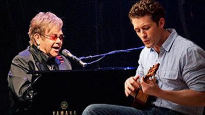Matthew Morrison & Elton John