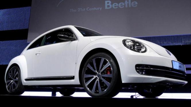 Desain baru VW Beetle
