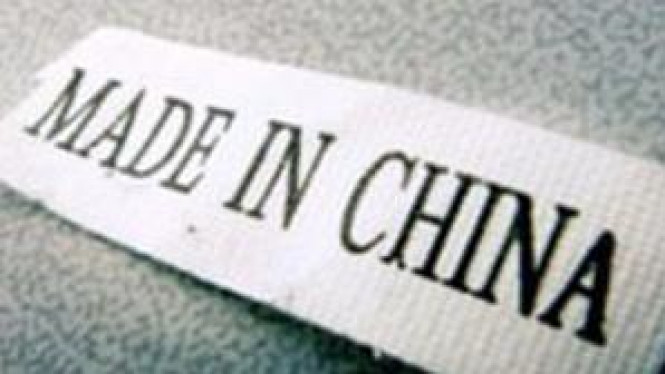 Ilustrasi produk China