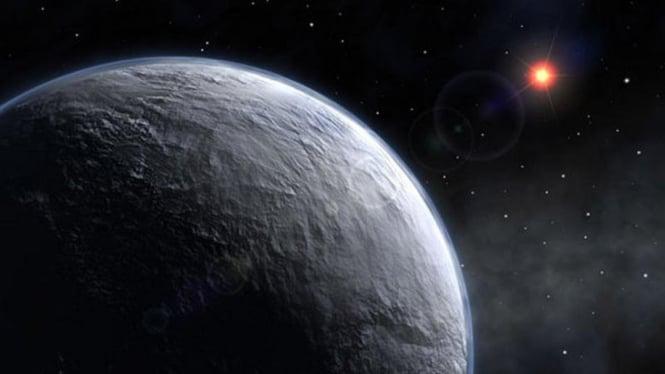 Planet paling aneh di jagat raya.