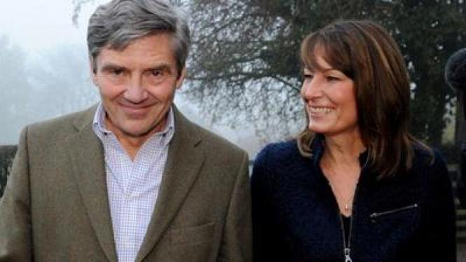 Orang tua Kate Middleton